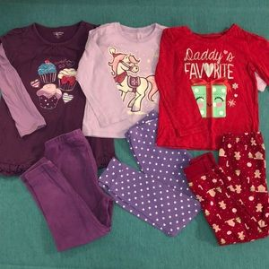 Other - 3 outfits size 4T